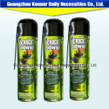 400ml efficace Insecticied Oil-Base pyréthrine Insecticide de pulvérisation