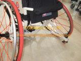 Topmedi High End Sports Chaise roulante en fauteuil roulant en fauteuil roulant