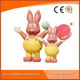 Mascotte gonfiabile commerciale del coniglio al prezzo basso (C1-212)