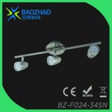 Níquel del laminado, luz del punto de SMD LED, Metal+PC