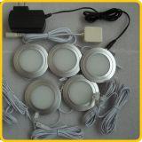 UL 변압기와 접속점 상자를 가진 중단된 LED 내각 빛
