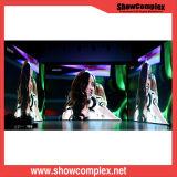 P3.91 단계 쇼 발광 다이오드 표시 매우 얇은 LED 스크린