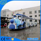 Tren sin rieles miniatura eléctrico de la diversión original del fabricante para el cabrito adulto