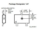 IC Geïntegreerde schakeling van Ultra-Sensitive zaal-EF Fect Schakelaars a3213elhlt-T