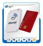 lector de tarjetas Handheld con pilas de 13.56MHz NFC Bluetooth (ACR1255)