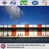 최신 판매 내화성이 있는 조립식 강철 구조물 저장 헛간