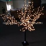 LEIDENE van Kerstmis van de Kers van 2.4m de Lichten van het Commerciële Takje van de Boom voor de Decoratie van het Festival