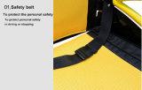 Sillón de ruedas automatizado reposapiés desmontable de la energía eléctrica de Topmedi