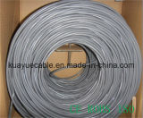 500MHz equipo Cable LAN U / UTP 23AWG CAT6A