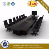 贅沢なガラスパネルの大きい販売の会議の席(HX-MT8056)