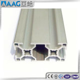 60X60 à fente en T en aluminium profilé de cadre de l'Extrusion