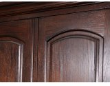 ホームデザイン寝室(GSP17-011)のための木製のキャビネットのワードローブデザイン