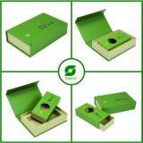Коробка самого лучшего подарка картона конструкции упаковывая бумажная