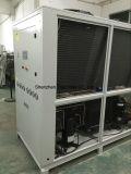 69kw空気はプラスチック注入形成機械Newzelandで使用された水スリラーを冷却した