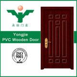 Hot de bonne qualité Inteiror MDF PVC Porte avec des prix bon marché