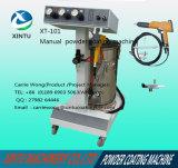 Deklaag van de van certificatie Ce Machine de Automatische Elektrostatische van het Poeder xt-101A