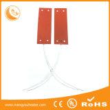Piastra riscaldante della gomma di silicone del riscaldatore elettrico del doppio isolamento