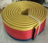 Пожарный рукав куртки цвета подкладки PVC