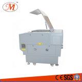 De dubbele Machine van de Gravure van de Hoofden van de Laser Rubber (JM-640T)