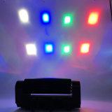 8*3W à LED Mini Disco Scanner le déplacement de la tête d'Araignée de faisceau