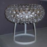 Специальное СИД освещая светильник таблицы акрилового света стола утюга самомоднейший кристаллический