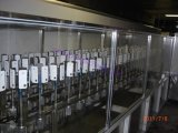 Máquina de pintura / pintura de robots para la línea de recubrimiento UV llave en mano