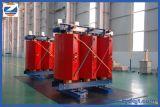 La résine époxy de perte de série inférieure de Sc (b) 30kVA-2500kVA versant/a moulé le transformateur sec de distribution électrique de pouvoir de résine