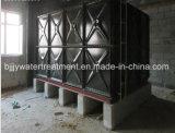 Réservoir d'eau émail galvanisé le traitement de stockage de l'eau potable