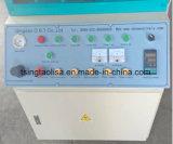 Machine automatique de soudure tactile en feuille de plastique