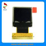 0.66-Inch 64 X 48p OLED mit Helligkeit 120 und weißer Farbe