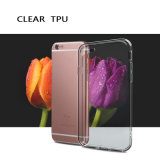Fábrica de Guangzhou 1.5mm claro móvil de TPU para iPhone 6