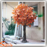 De hete Boom van de Esdoorn van de Glasvezel van de Verkoop Kunstmatige Valse voor de Decoratie van de Herfst