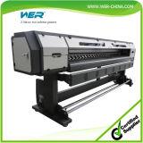 기치와 포스터 인쇄를 위한 고속 8feet 도형기 잉크 제트