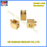 Часть части части CNC поворачивая филируя подвергая механической обработке (HS-TP-009)