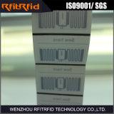 Escritura de la etiqueta programable de la ropa de la frecuencia ultraelevada RFID