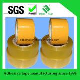 Ningún ruido sin la venta al por mayor de China de la cinta adhesiva de la burbuja BOPP