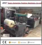 Auto pilha e máquina de estaca dobro do rolo do papel do carregamento 15-40g de Rolls (DC-HQ500)