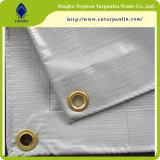 precio de fábrica de tejidos recubiertos con PVC toldo para camión cubrir tb030