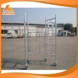 Nuevo producto de plegado de la escalera de la Construcción de Andamios Andamios usados en venta