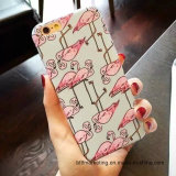 New Flamingo IMD Cell Phone Case para iPhone