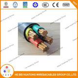 De Kabel van de Macht van het koper XLPE 0.6/1kv 3core95mm2