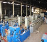 Cadena de producción del Rebar con el calentador del recocido de inducción de IGBT