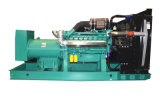 50Hz 1000kVA 800kw Genset Diesel com o dossel do recipiente do ATS