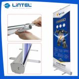 Publicité de nouvelle qualité Roll up Banner Stand Display Screen Stand in China Manufacture