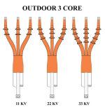 Mv Outdoor Kits de terminaison thermorétractable