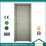 Personnaliser les portes en bois solides affleurantes modernes de Comosite