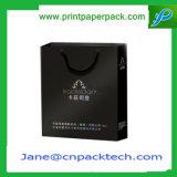 El regalo de papel impreso de los bolsos de la bolsa de papel del OEM empaqueta el bolso de compras