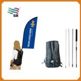 Indicateur de tricotage de sac de sac à dos de polyester de chaîne de larme (A-m123)