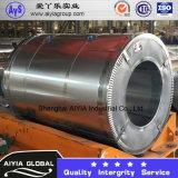O MERGULHO quente galvanizou a bobina de aço com lantejoula regular