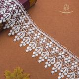 Tissu à tricoter Vendeur chaud Tissu de dentelle africaine Vente en gros Shaoxing Textile Mode Tissu de dentelle française New Lace